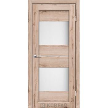Межкомнатные двери KORFAD PARMA PM-02 дуб тобакко