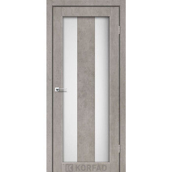 Межкомнатные двери KORFAD PARMA PM-04 лайт бетон