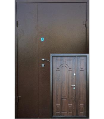 Двери входные REDFORT Оптима плюс метал / мдф Арка 1200*2050
