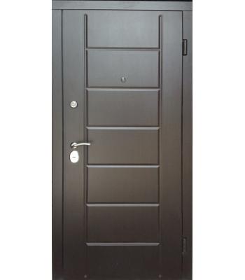 Входные двери Форт Трио Канзас УЛИЦА