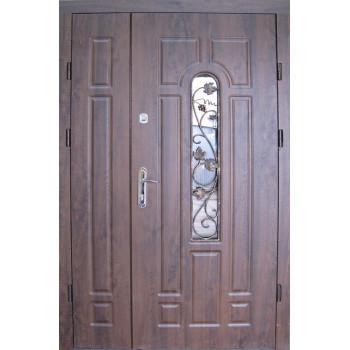 Двери входные REDFORT Оптима плюс Арка 1200*2050+ковка