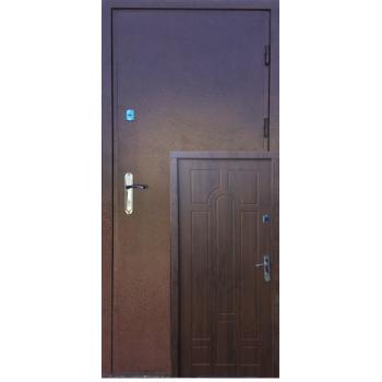Двери входные REDFORT Эконом Металл/МДФ Арка2 контура