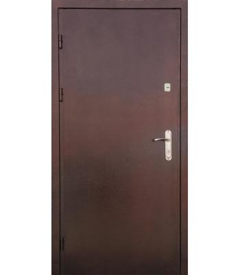 Двери входные REDFORT Оптима плюс метал / металл с притвором