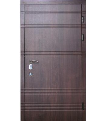 Двери входные REDFORT ЭЛИТ ПАРАЛЕЛЬ (три контура) УЛИЦА