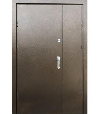 Двери входные REDFORT Оптима металл/металл с притвором 1200*2050
