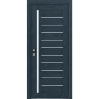 Двери Rodos Modern Bianca сосна браш кобальт