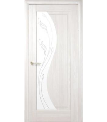 Двери Новый Стиль Эскада+Р2 ясень new