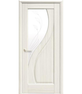 Двери Новый Стиль Прима+Р2 ясень