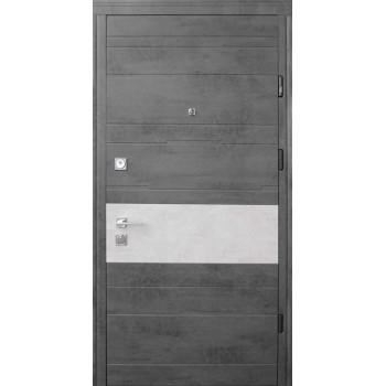 Двери STRAJ Standard СТЕН Бетон темный/ бетон серый