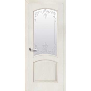 Двери Новый Стиль Антре стекло Р1 ясень