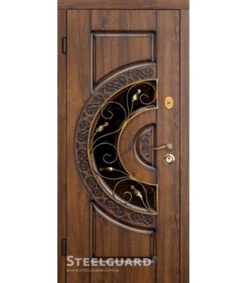 """Двери """"Steelguard"""" Optima (Оптима) УЛИЦА стеклопакет"""