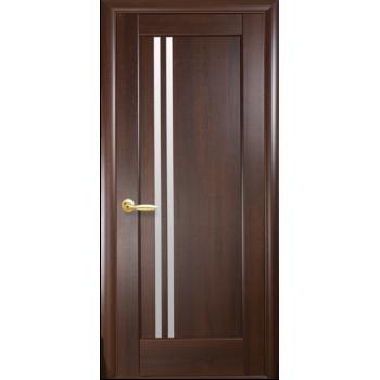 Двери Новый Стиль Делла каштан