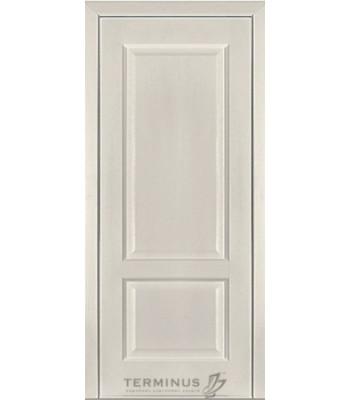 Межкомнатные двери Терминус модель 04 глухая ясень крема