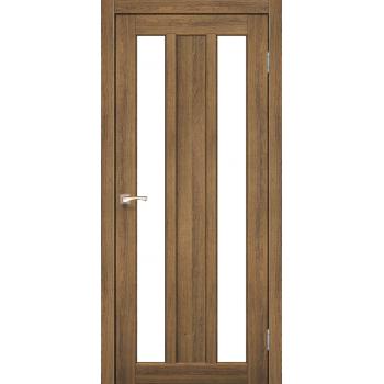 Межкомнатные двери KORFAD NAPOLI NP-01 дуб браш