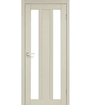 Межкомнатные двери KORFAD NAPOLI NP-01 дуб Белененый