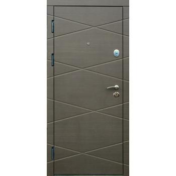 Двери входные REDFORT Премиум Графика УЛИЦА