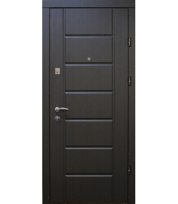 Входные двери Форт Трио Канзас венге КВАРТИРА