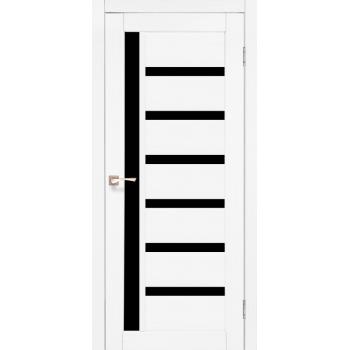 Межкомнатные двери KORFAD VALENTINO DELUXE VLD-01 ясень белый