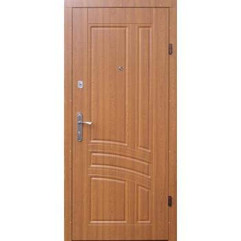 Входные двери Форт  Эконом+притвор Сириус дуб золотой