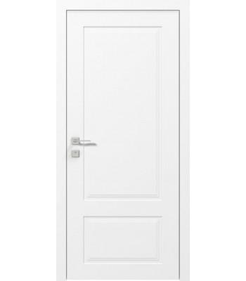 Двери Rodos Cortes Galant белая эмаль глухое