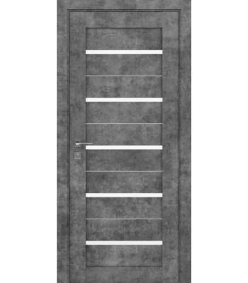 Двери Rodos Modern Lazio серый мрамор