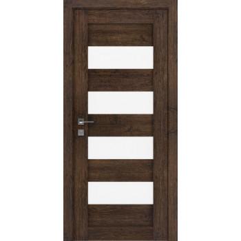 Двери Rodos Modern Milano акация темная Renolit