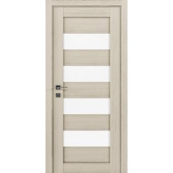 Двери Rodos Modern Milano каштан беж Renolit RODOS