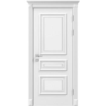 Двери Rodos Siena Rossi белая эмаль глухое