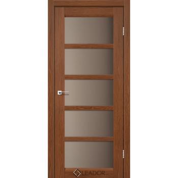 Двери Leador VENETTO браун