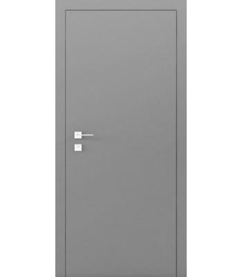 Двери Rodos CORTES PRIMA RAL 7037 глухое