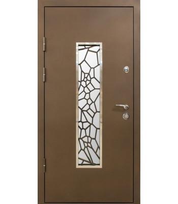 Двери МAGDA (Магда)  Т-4, Металл / Мдф
