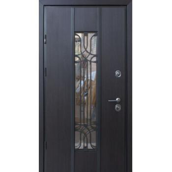 Двери STRAJ PROOF Freedom венге Терморазрыв на полотне и коробке