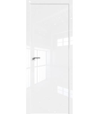 Двери межкомнатные GRAZIO 1 LK белый люкс глянец ЦЕНА ЗА БЛОК