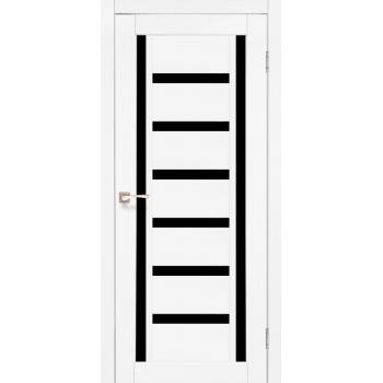 Межкомнатные двери KORFAD VALENTINO DELUXE VLD-02 ясень белый