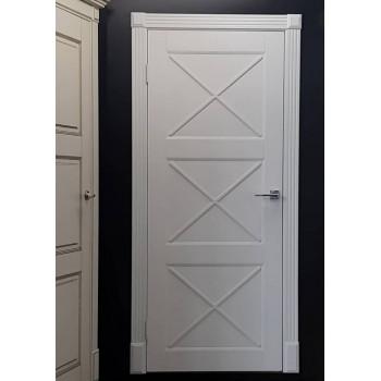 Двери межкомнатные Омега Amore Classic Рим-Венециано ПГ