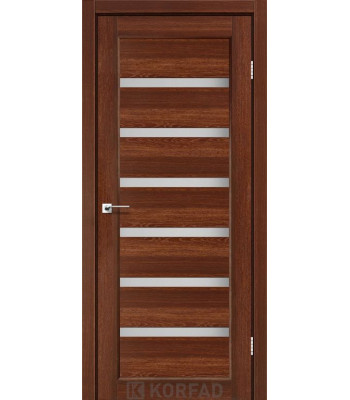 Межкомнатные двери KORFAD Porto PR-01 орех
