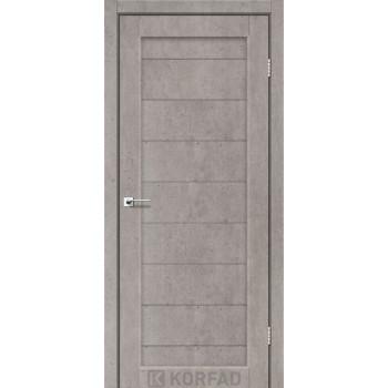 Межкомнатные двери KORFAD Porto PR-05 лайт бетон