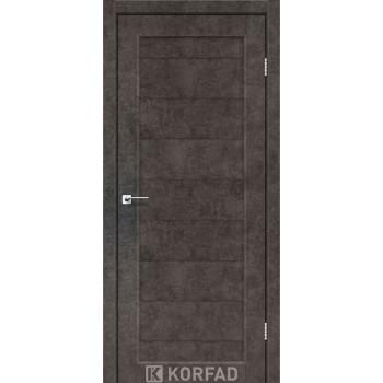 Межкомнатные двери KORFAD Porto PR-05 лофт бетон
