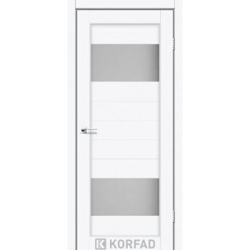 Межкомнатные двери KORFAD Porto PR-09 белый перламутр