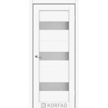 Межкомнатные двери KORFAD Porto PR-11 белый перламутр