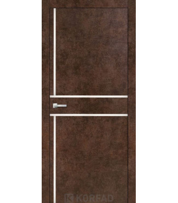 Межкомнатные двери KORFAD ALUMINIUM LOFT PLATO ALP-06