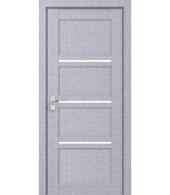 Двери Rodos Modern Quadro полустекло санома