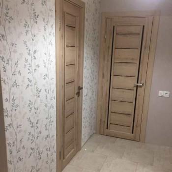 Межкомнатные двери KORFAD VALENTINO DELUXE VLD-03 дуб тобакко