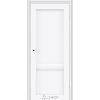 Двери Leador Laura LR-02 белый матовый