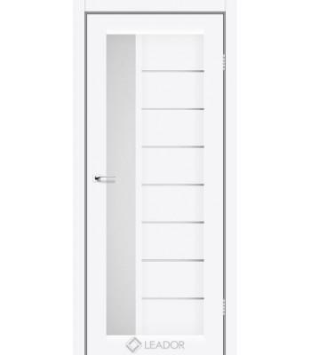 Двери Leador Lorenza белый матовый