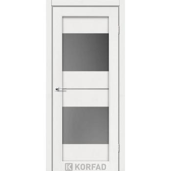 Межкомнатные двери KORFAD PARMA PM-02 ясень белый