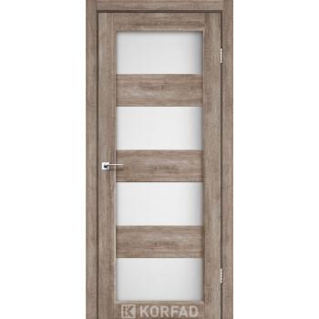 Межкомнатные двери KORFAD PARMA PM-03 эш вайт