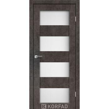 Межкомнатные двери KORFAD PARMA PM-03 лофт бетон