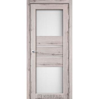 Межкомнатные двери KORFAD PARMA PM-05 дуб нордик