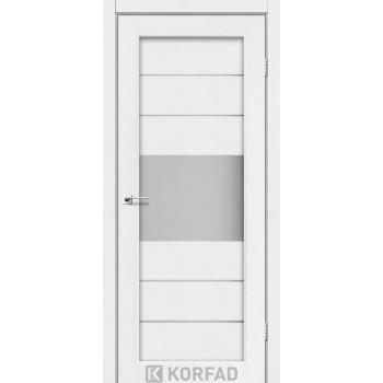 Межкомнатные двери KORFAD PARMA PM-06 ясень белый